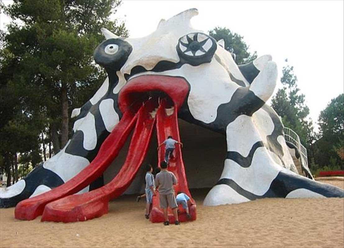 Creepy-Playground