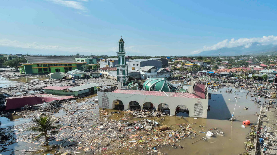 indonesian tsunami
